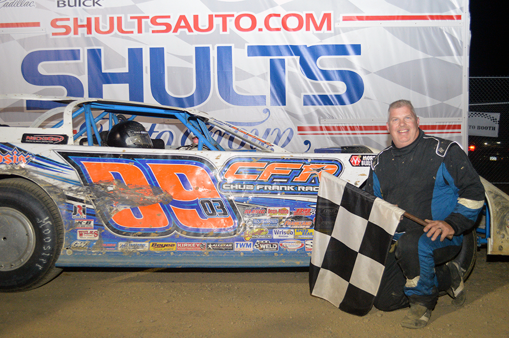 Eck breaks long dry spell with win at Stateline!